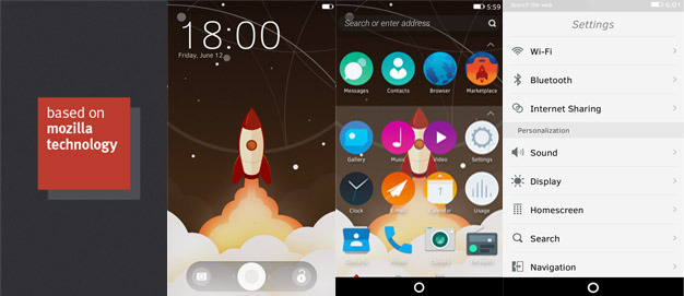 How to change Android smartphone into Firefox OS without rooting
